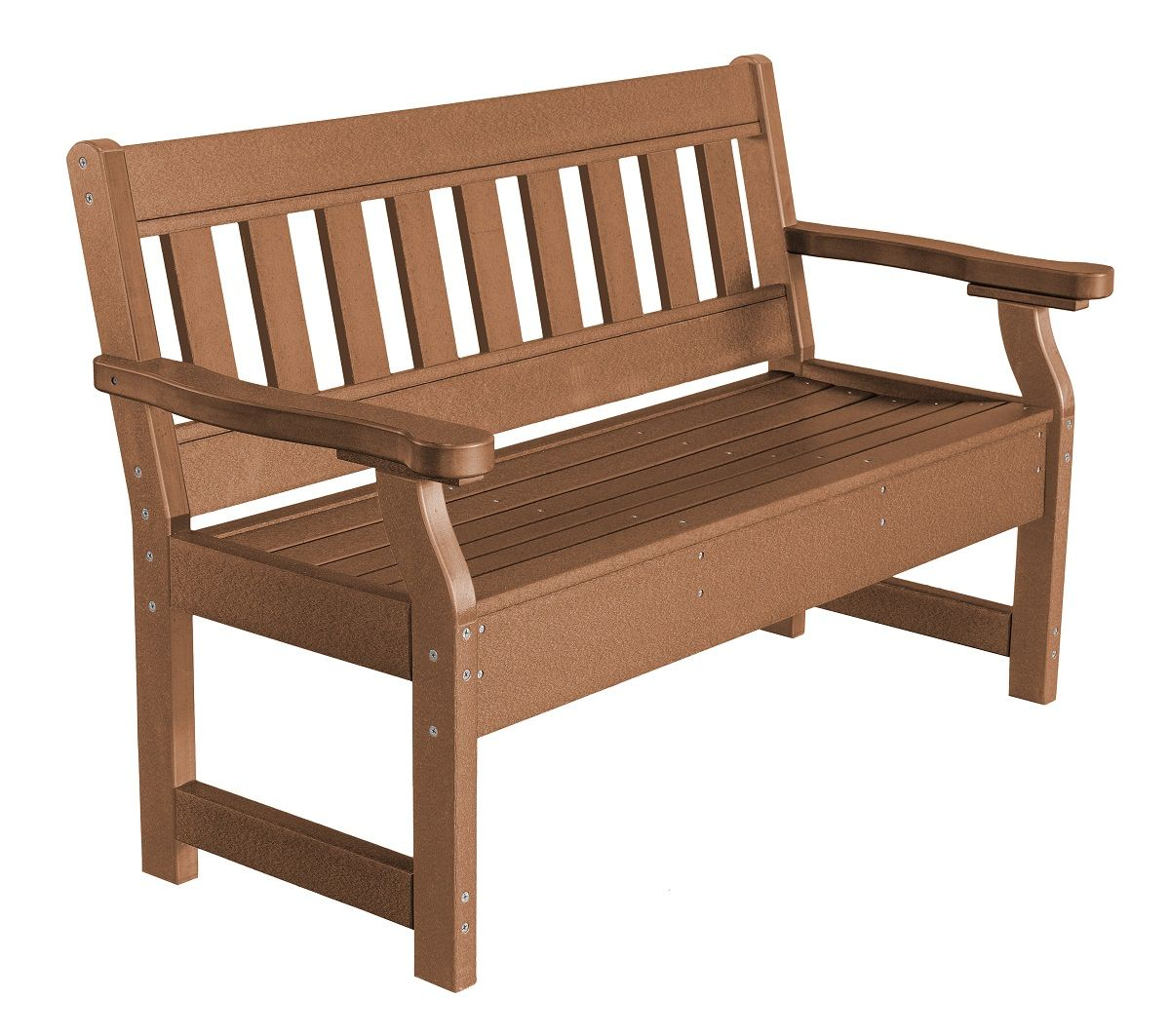 Tudor Brown Aden Garden Bench