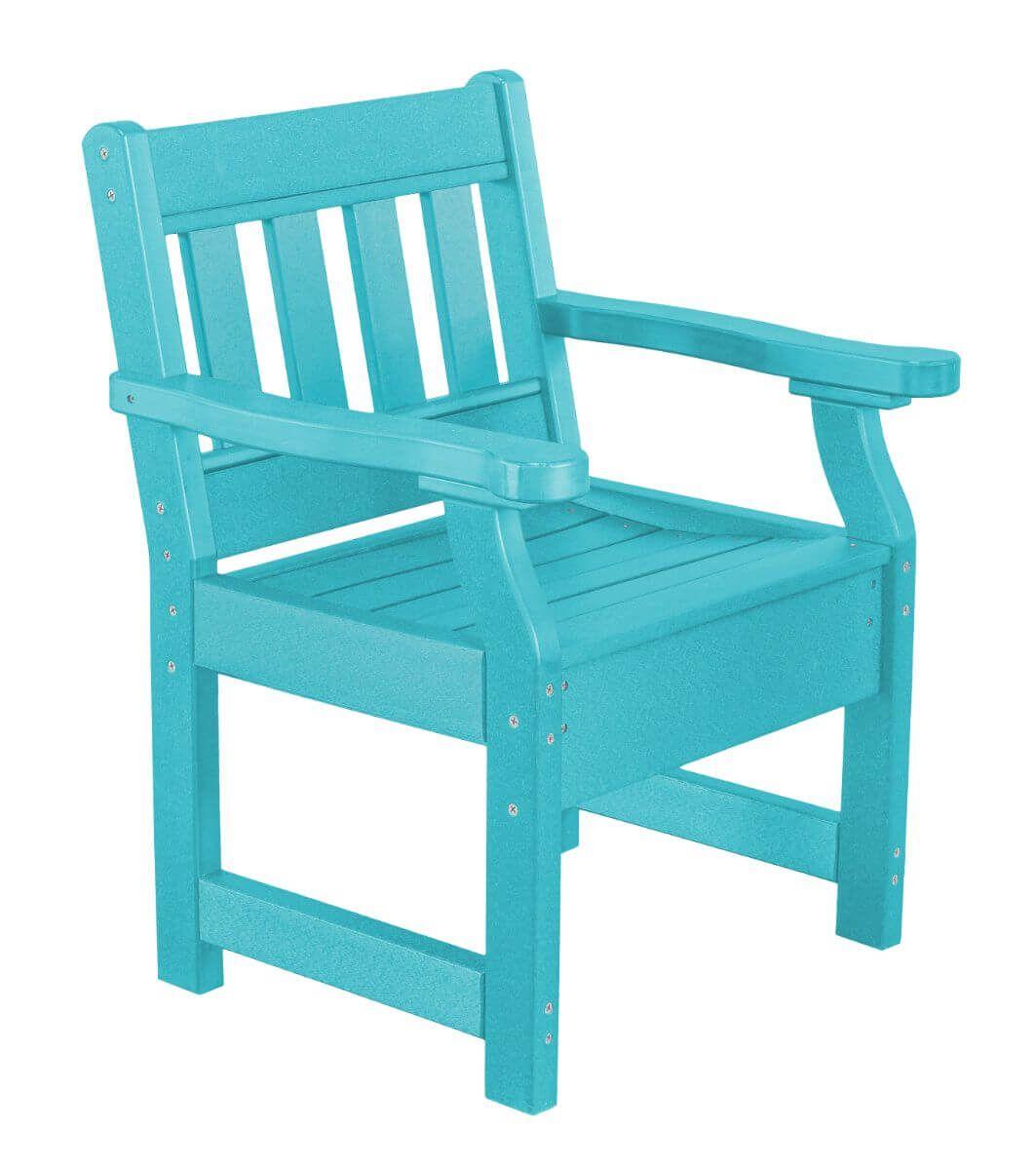 Aruba Blue Aden Patio Chair