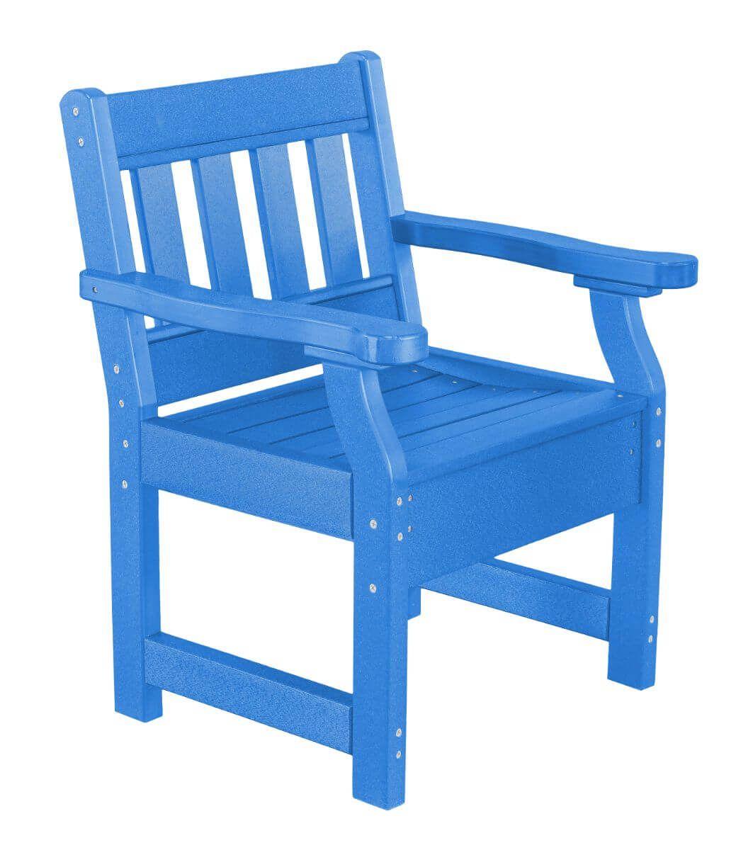 Blue Aden Patio Chair