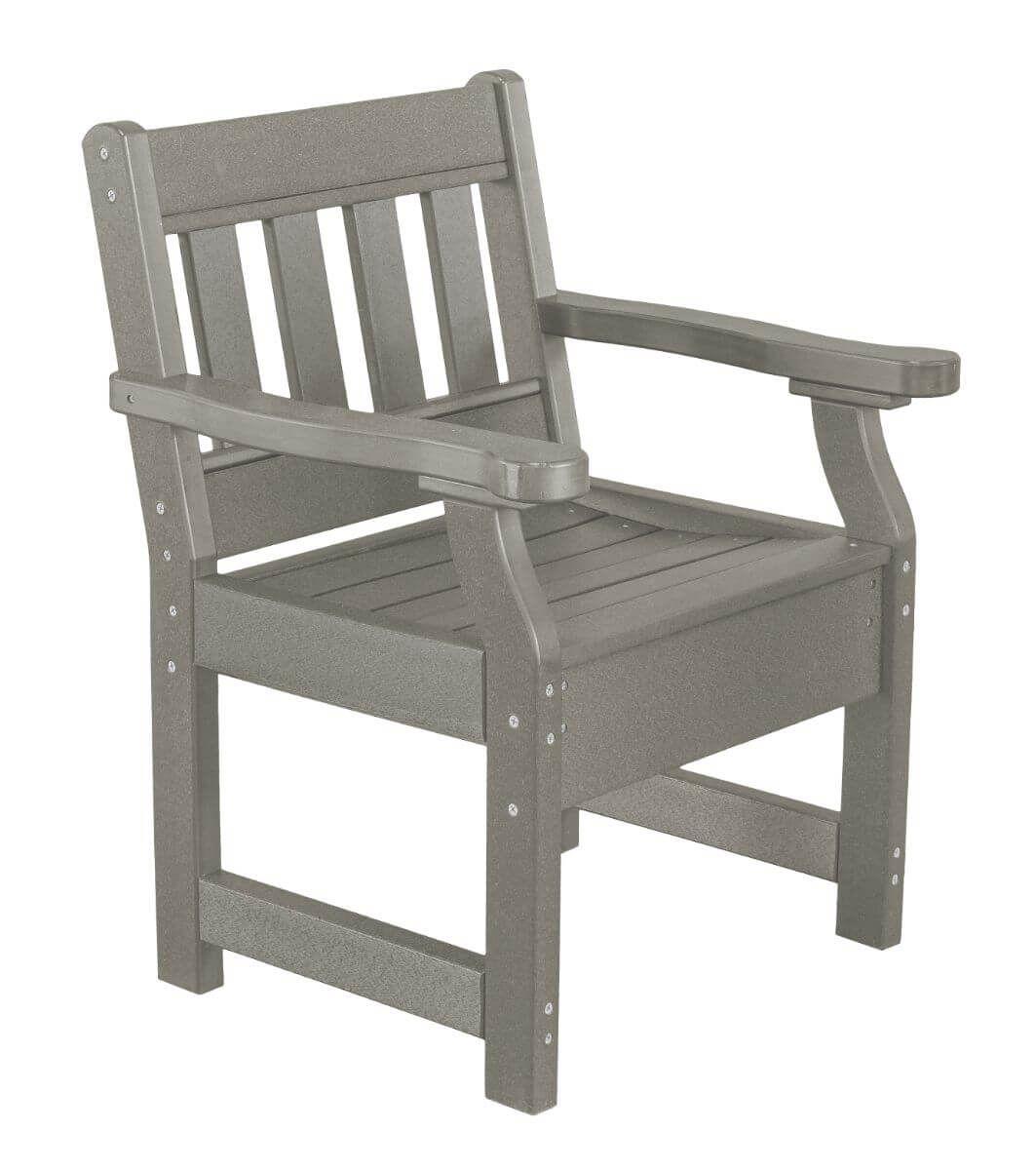 Light Gray Aden Patio Chair