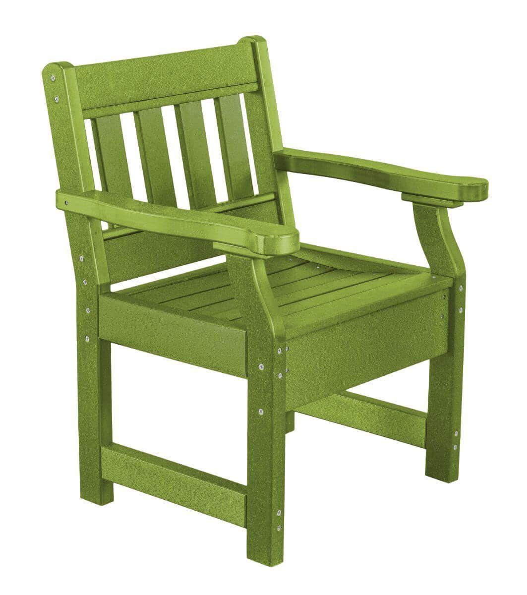 Lime Green Aden Patio Chair