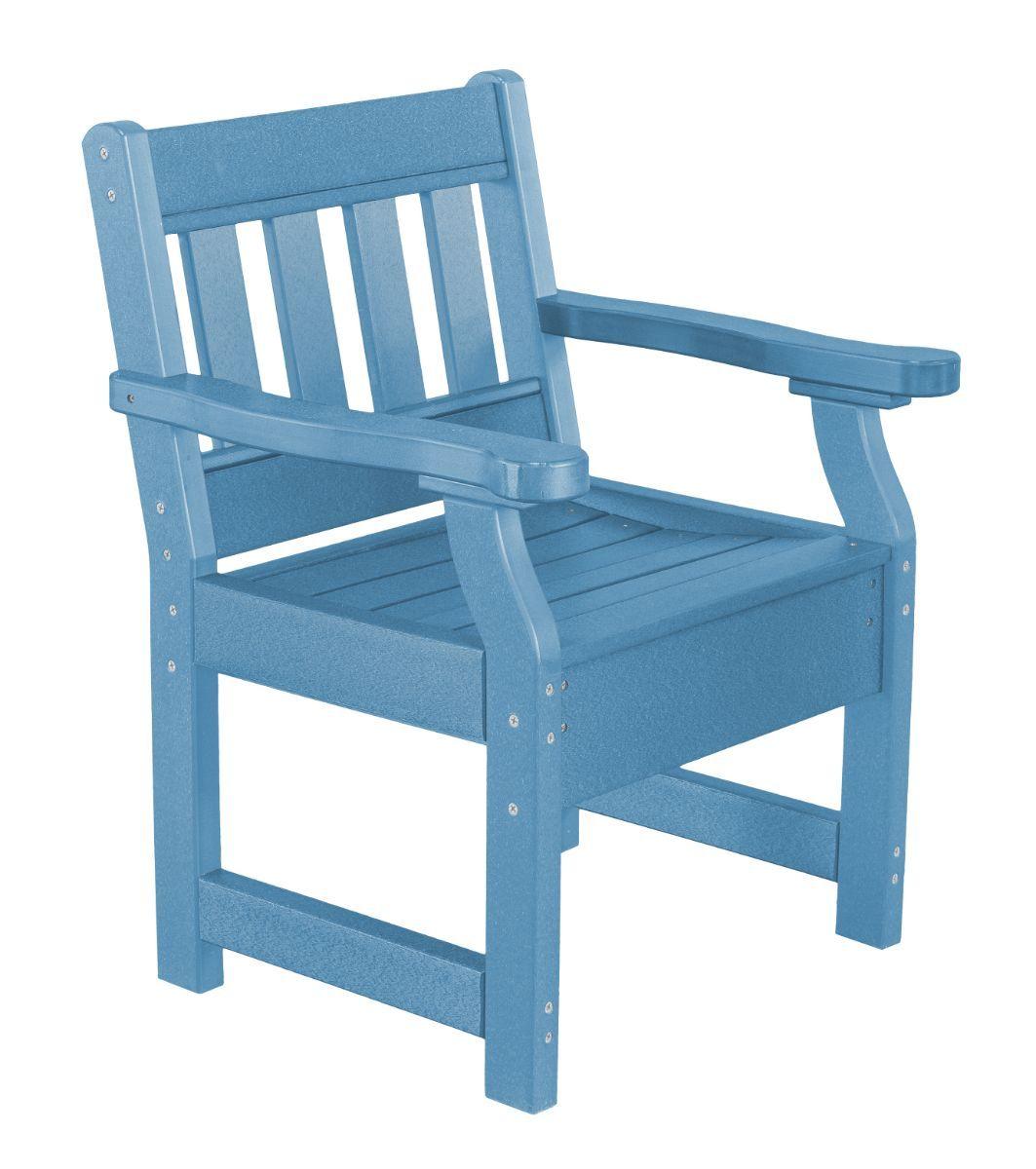 Powder Blue Aden Patio Chair