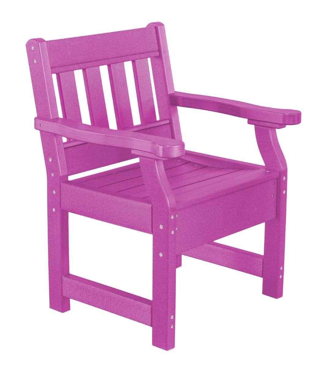 Purple Aden Patio Chair