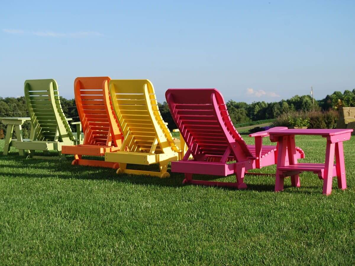 Andaman Outdoor Lounge Chairs