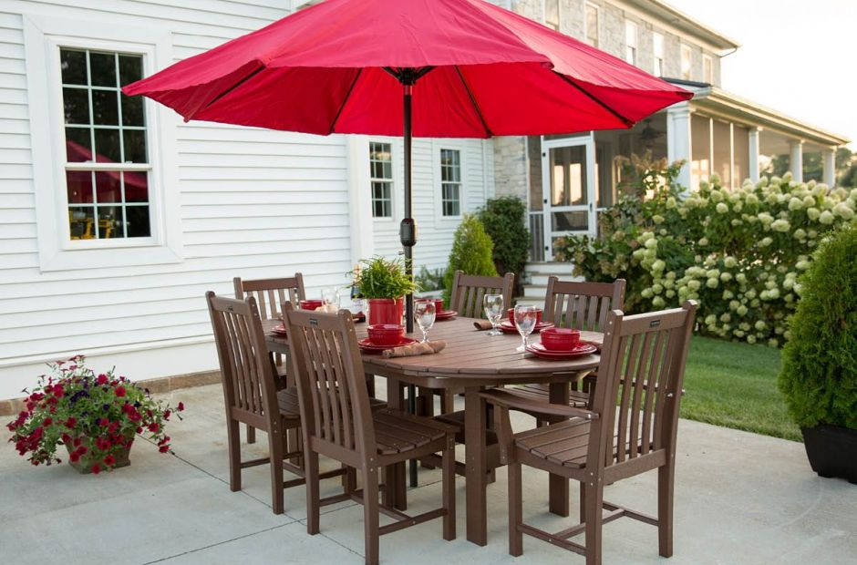 Aniva Outdoor Furniture Set image 1