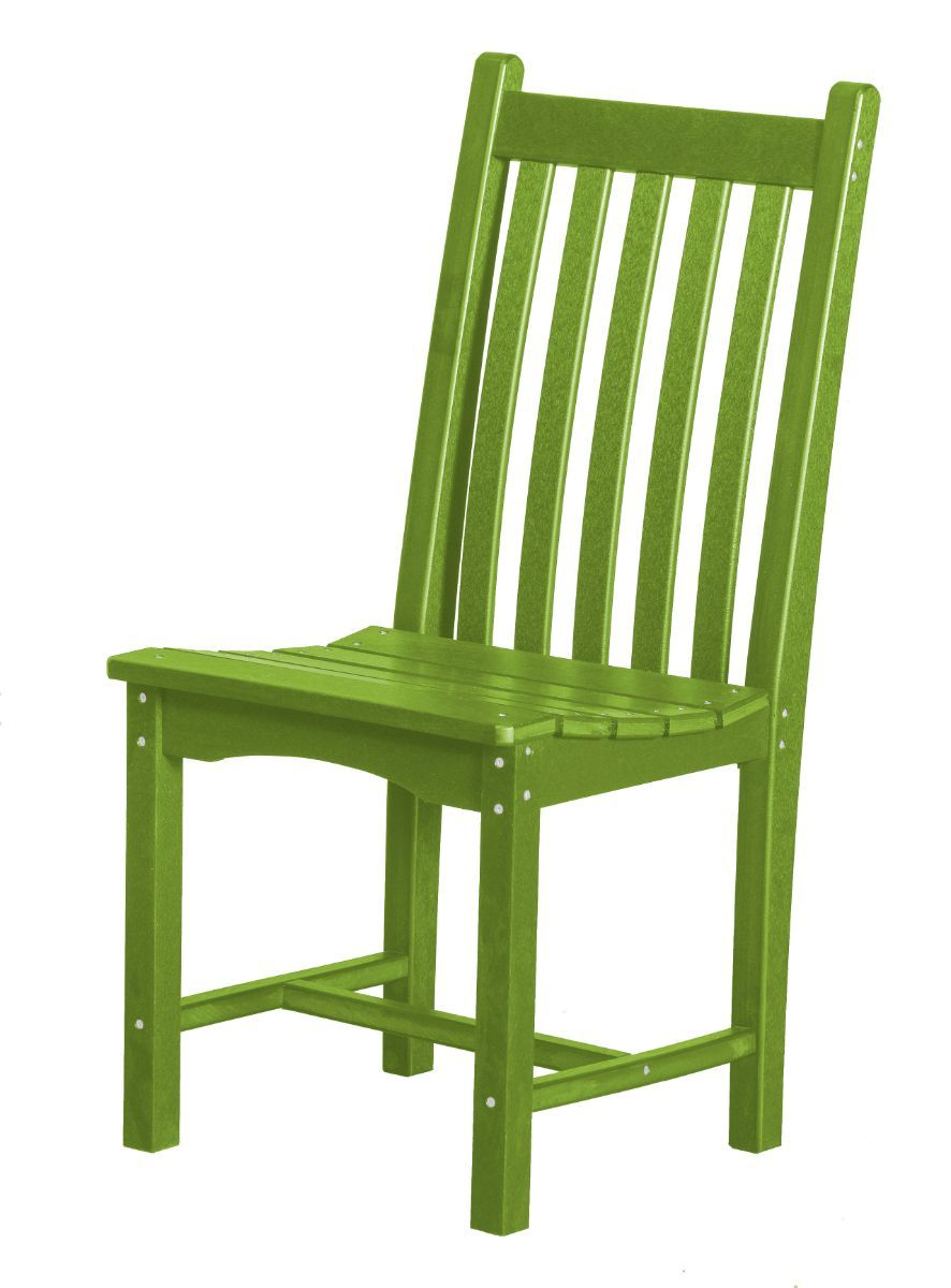 Lime Green Side Chair