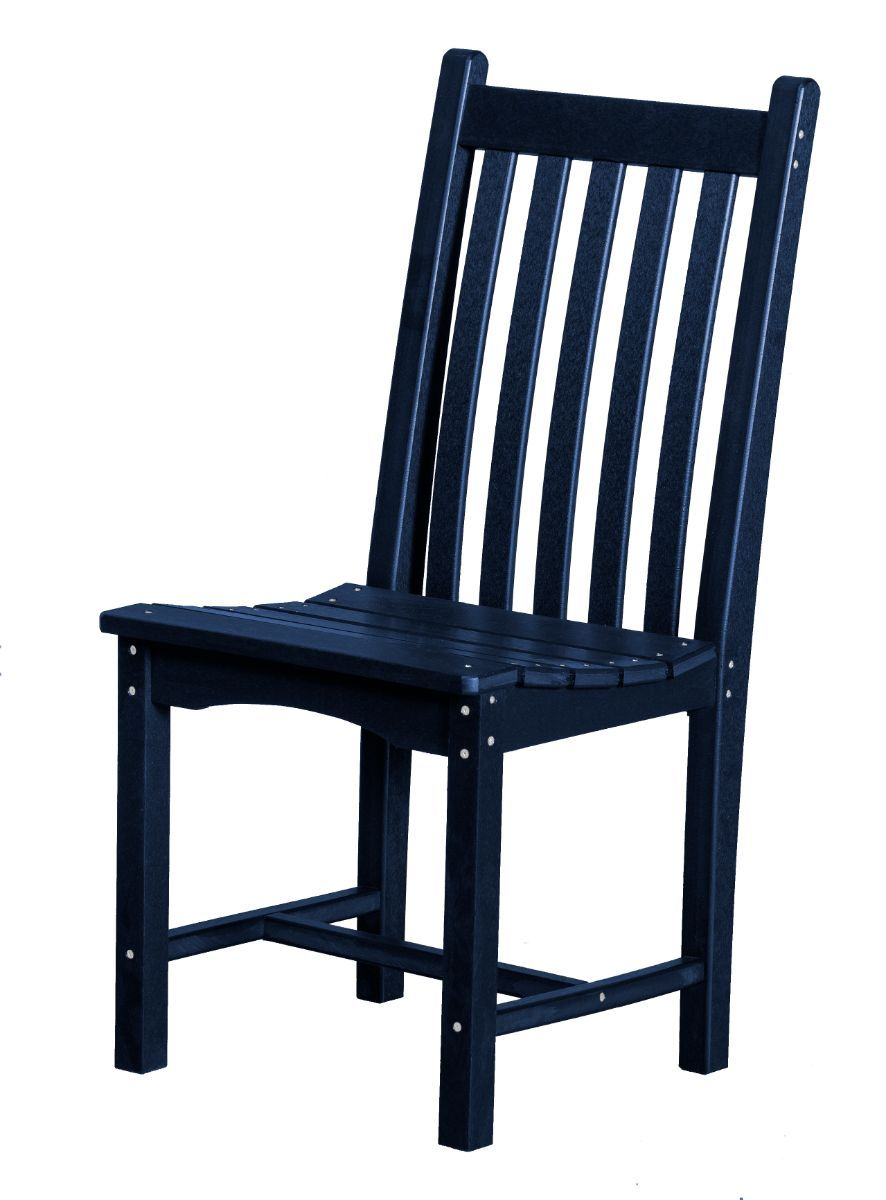 Patriot Blue Side Chair