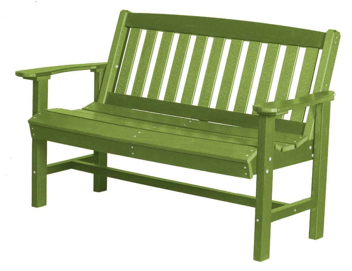 Lime Green Aniva Patio Bench