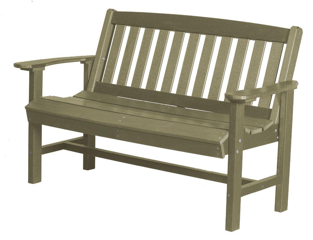 Olive Aniva Patio Bench