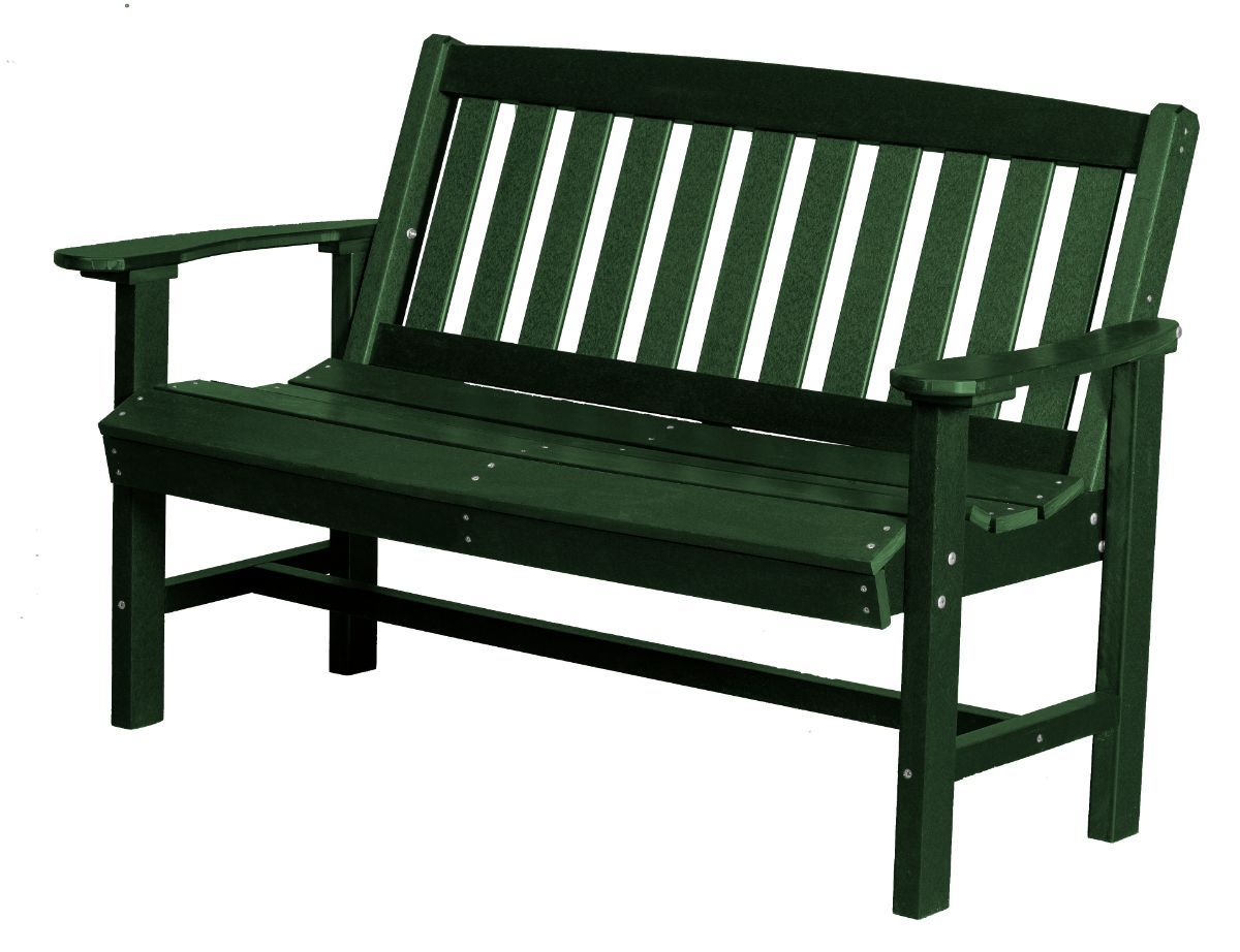 Turf Green Aniva Patio Bench