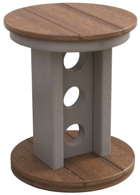 Ash Outdoor Stool