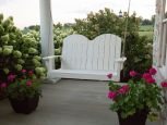 Green Bay Porch Swing