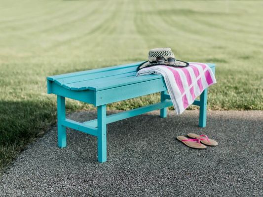 Green Bay Park Bench