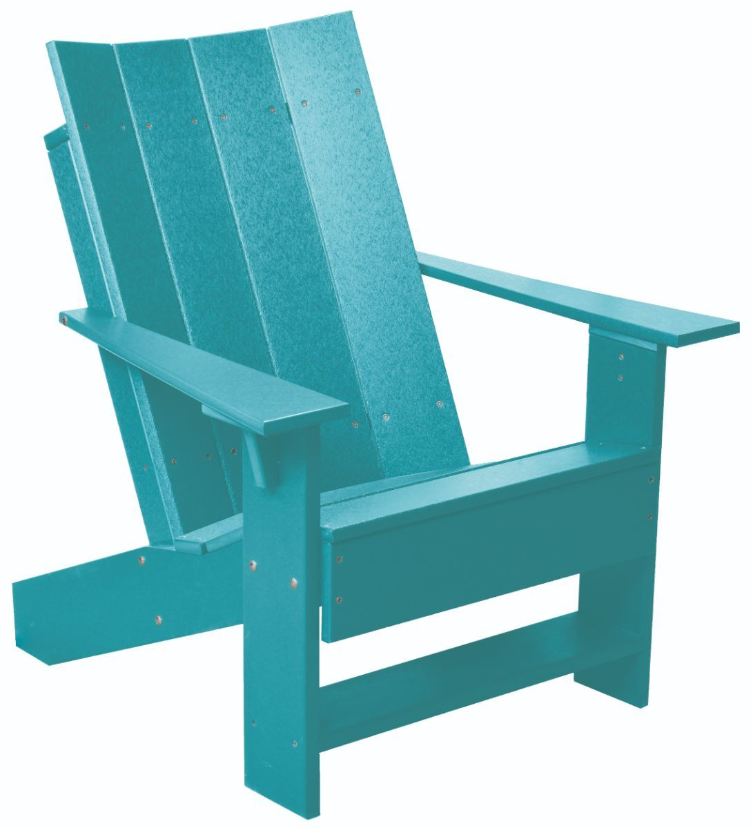 Aruba Blue Mindelo Adirondack Chair