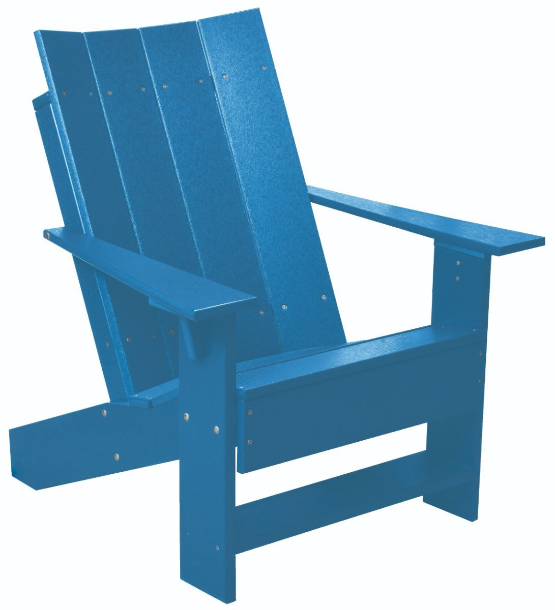 Blue Mindelo Adirondack Chair