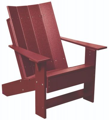Cherry Wood Mindelo Adirondack Chair