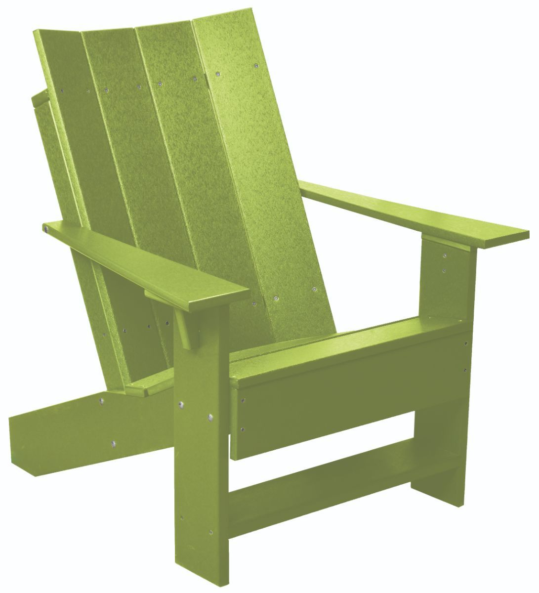 Lime Green Mindelo Adirondack Chair