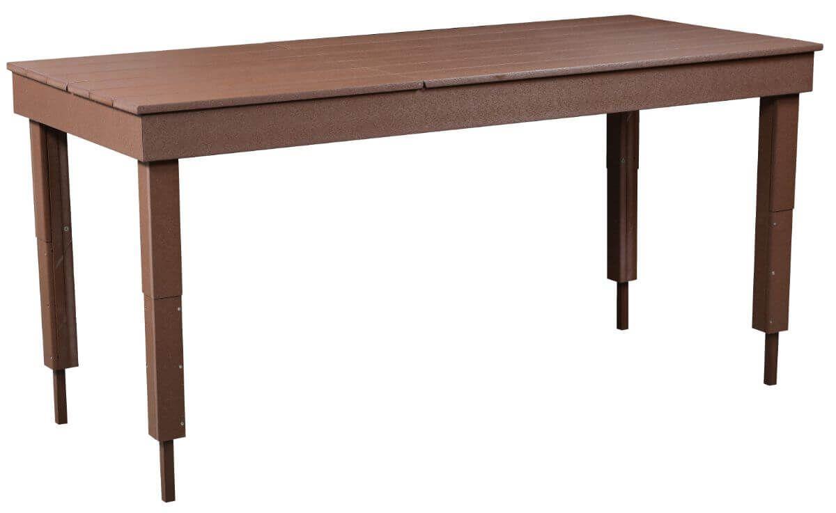 Adjustable Table Heights