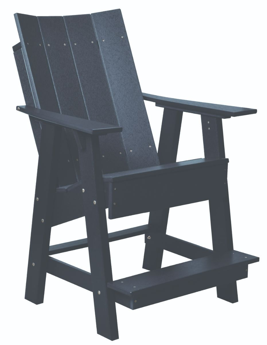 Patriot Blue Mindelo High Adirondack Chair
