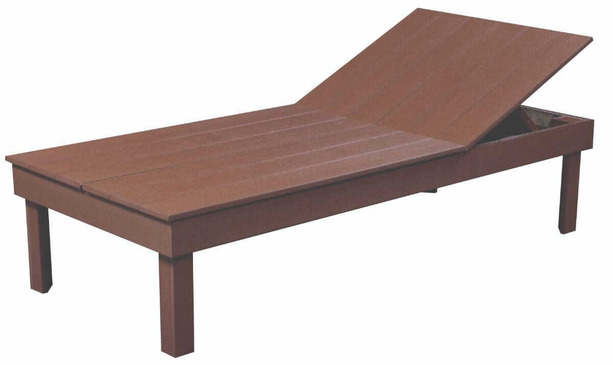 Low Chaise Lounger