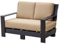 Mindelo Outdoor Loveseat