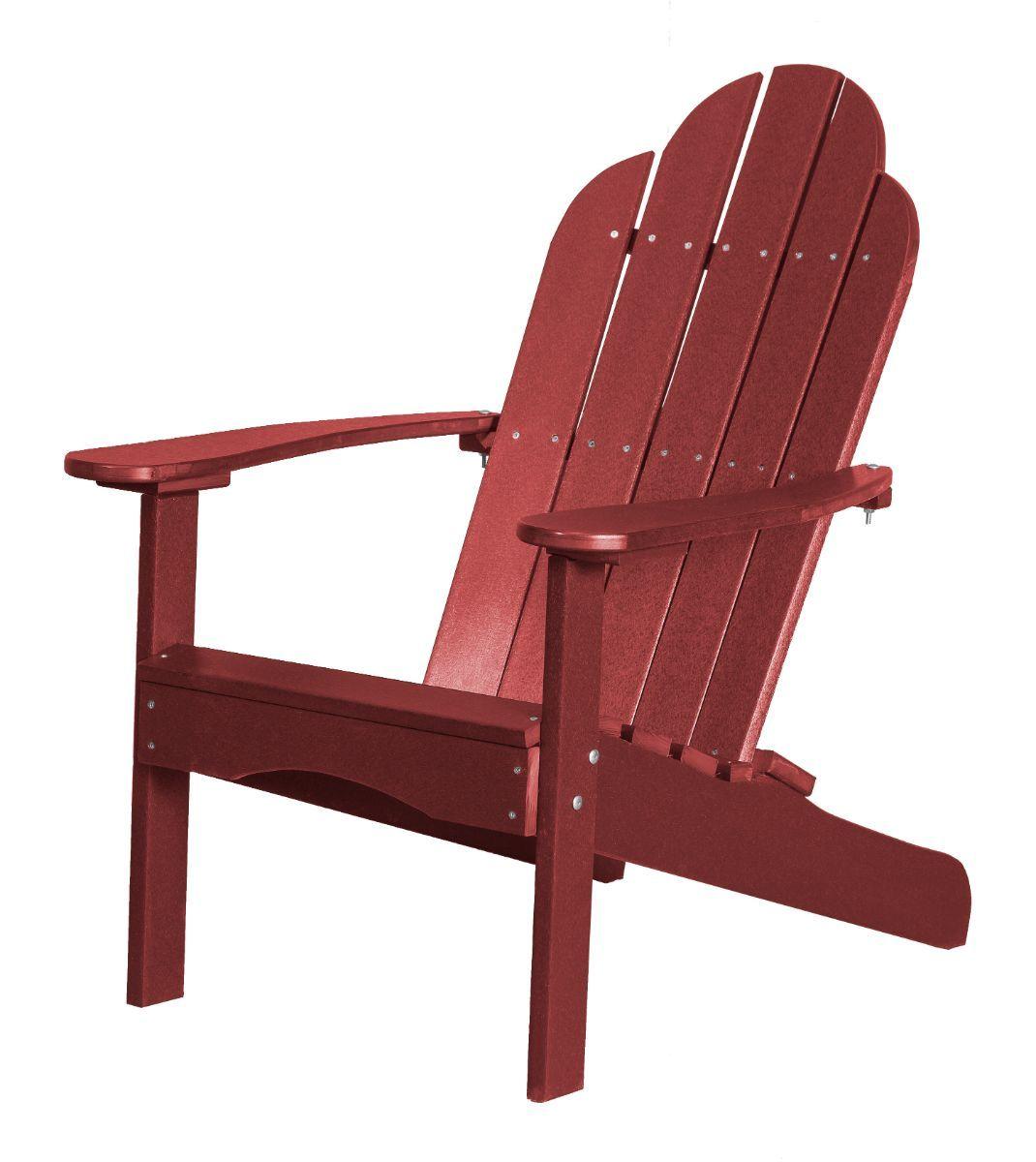 Cherry Wood Odessa Adirondack Chair