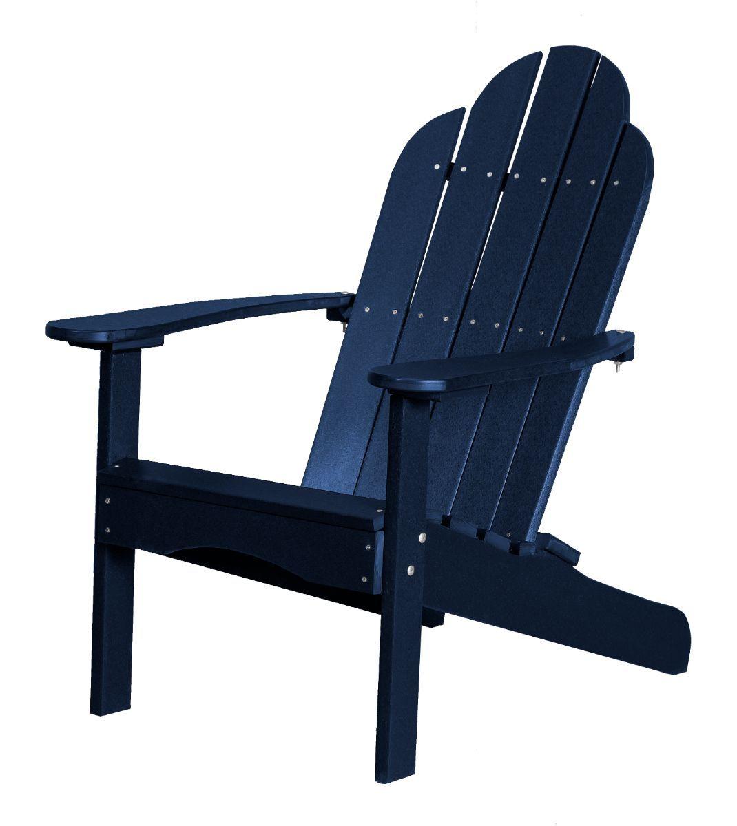 Patriot Blue Odessa Adirondack Chair