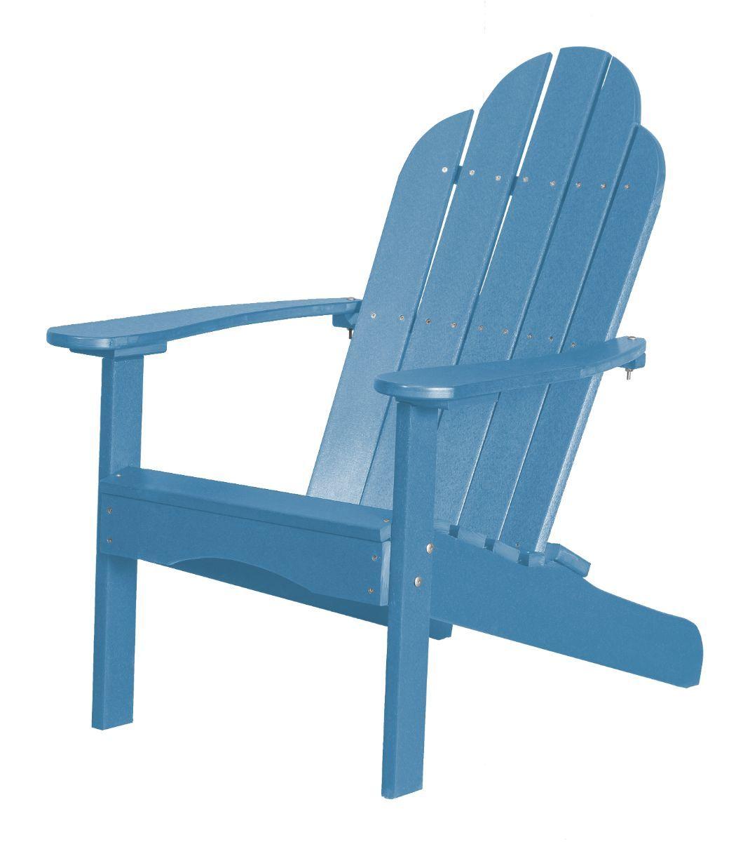 Powder Blue Odessa Adirondack Chair