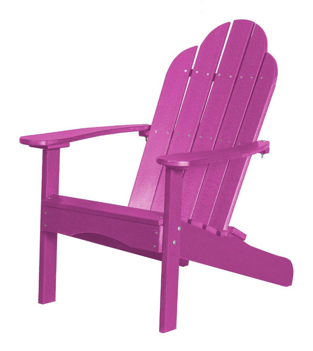 Purple Odessa Adirondack Chair