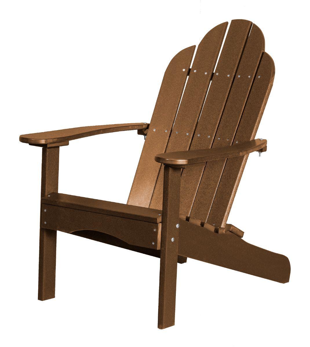 Tudor Brown Odessa Adirondack Chair