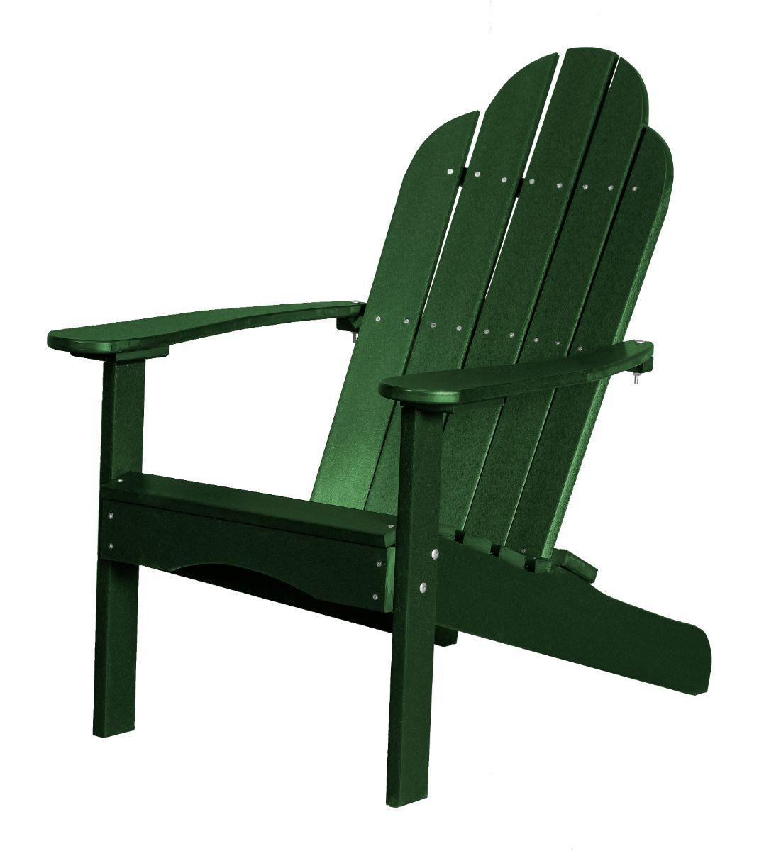 Turf Green Odessa Adirondack Chair