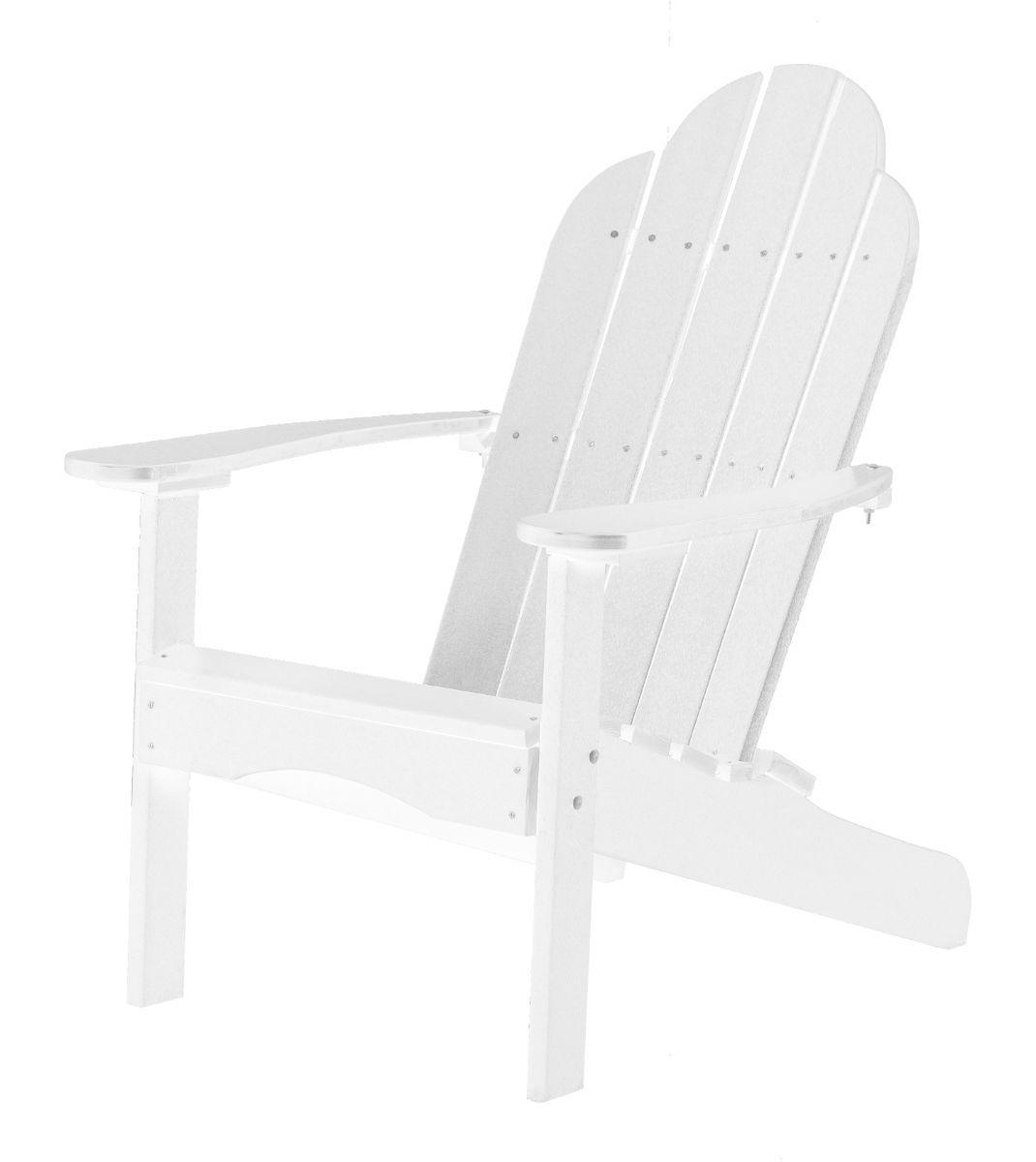 White Odessa Adirondack Chair