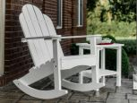 Odessa Adirondack Rocker and End Table
