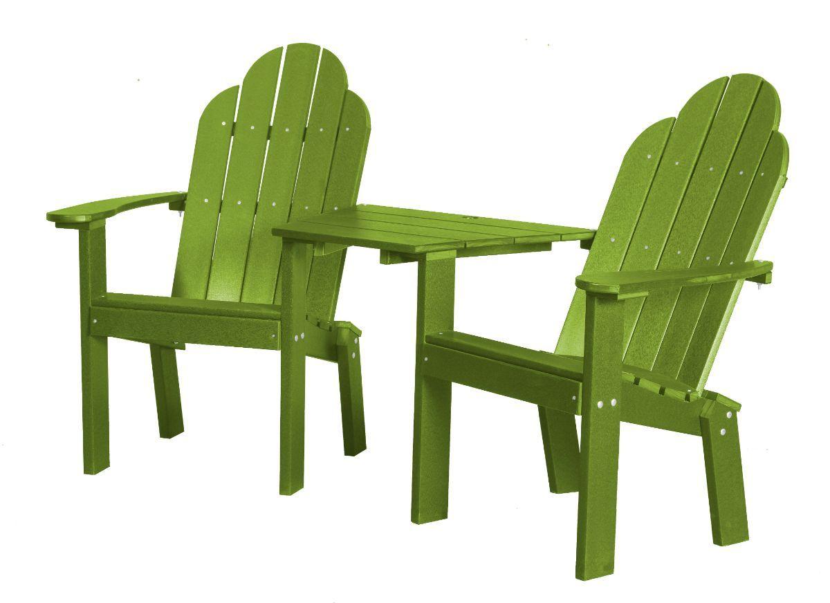 Lime Green Odessa Outdoor Conversation Set