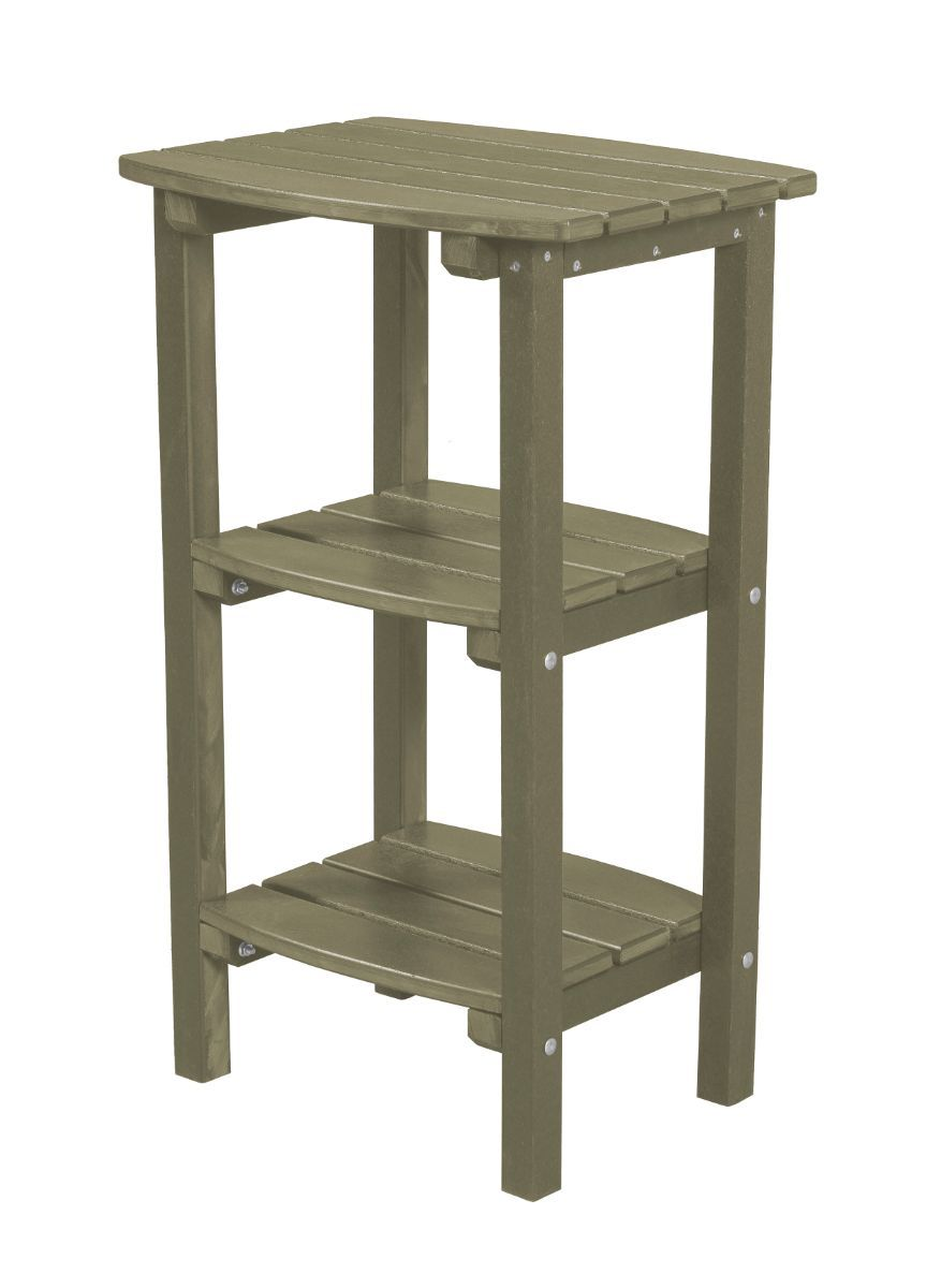 Olive Odessa Outdoor High Side Table