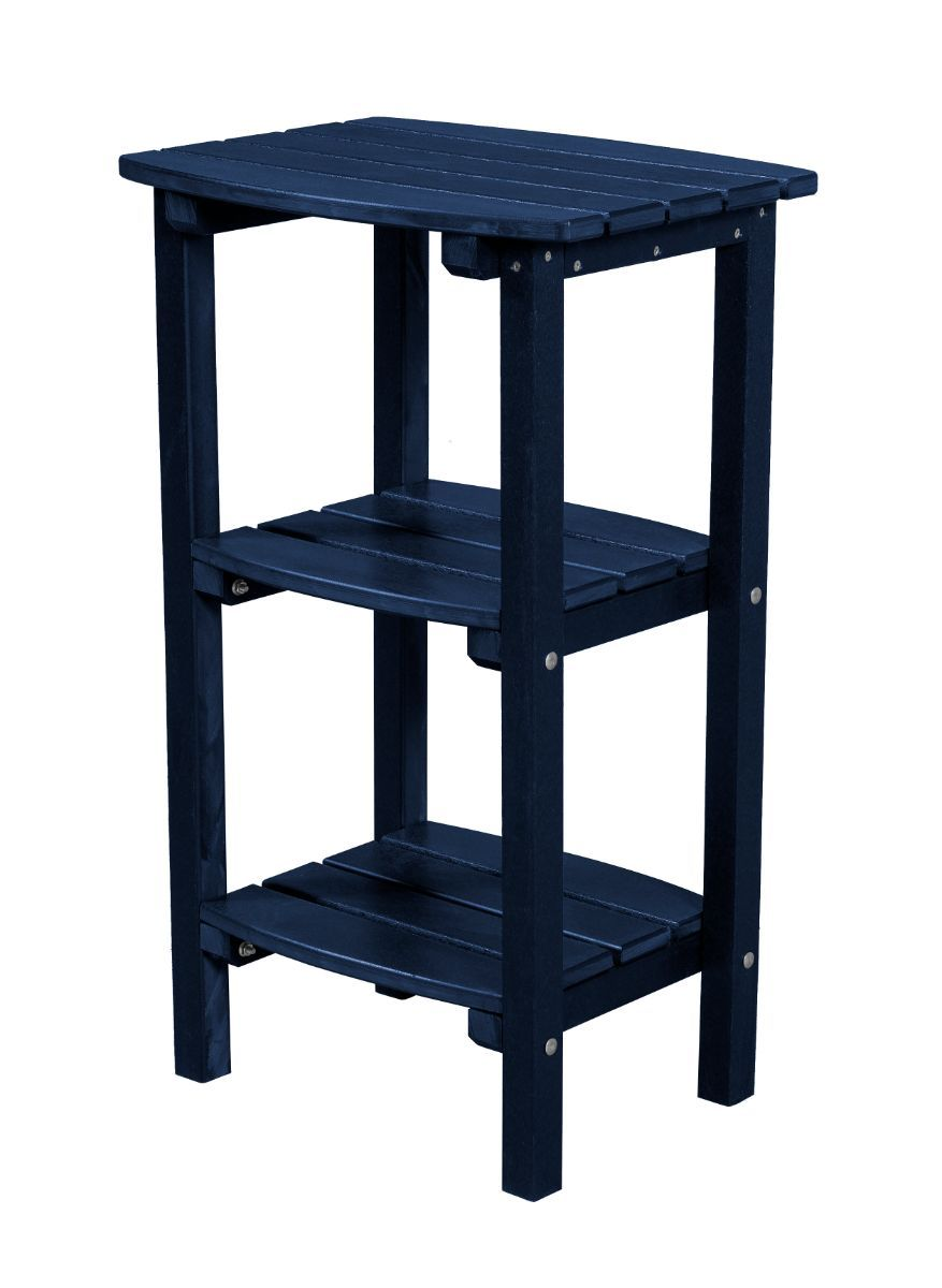Patriot Blue Odessa Outdoor High Side Table
