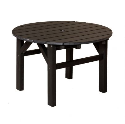 Black Odessa Outdoor Coffee Table