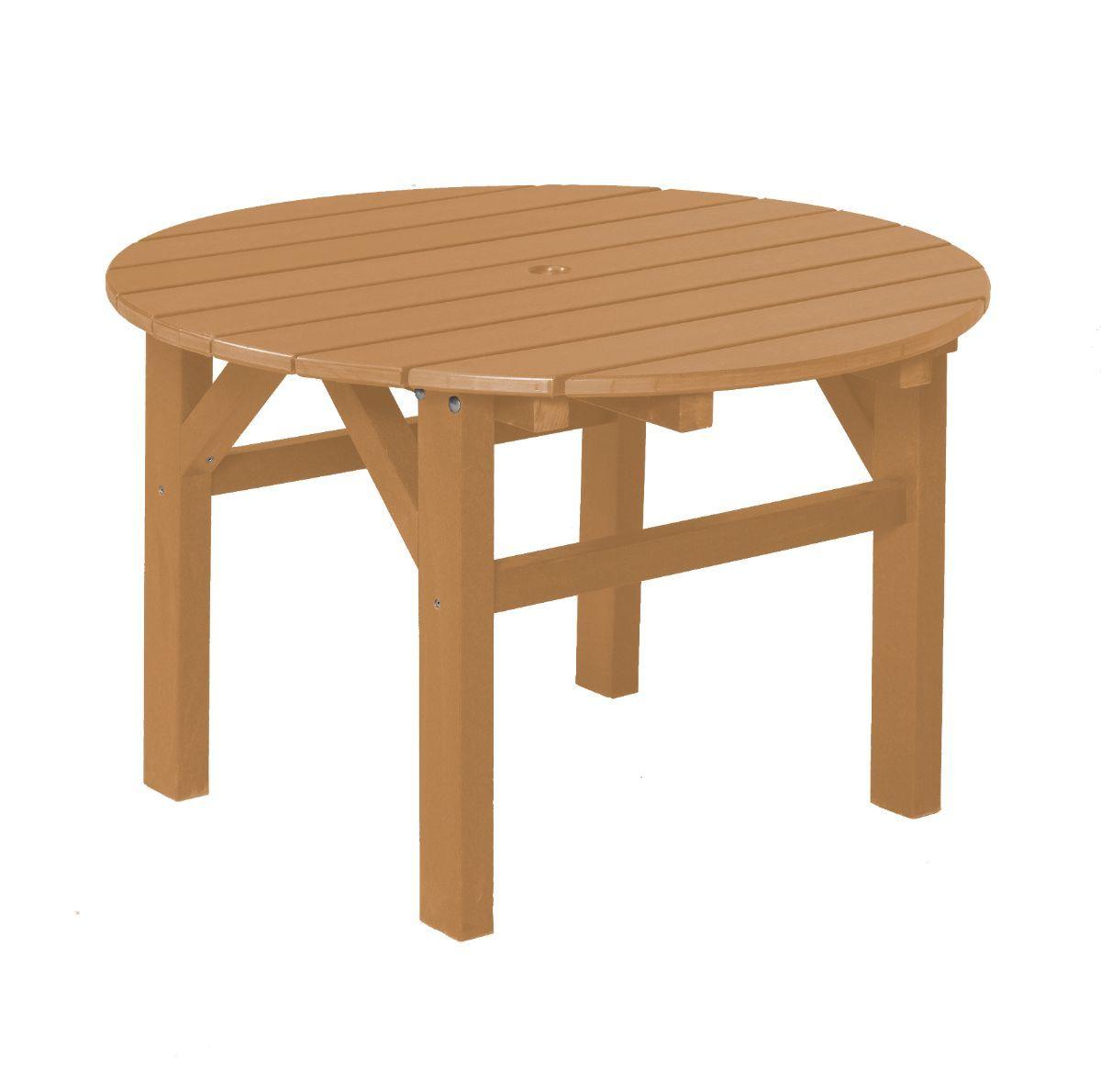Cedar Odessa Outdoor Coffee Table