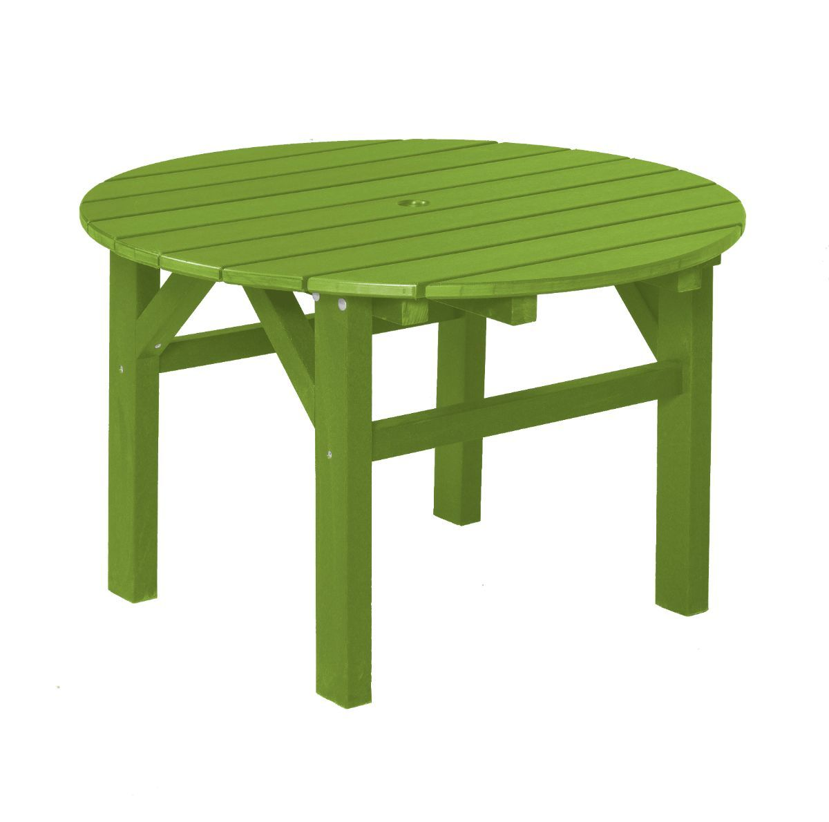 Lime Green Odessa Outdoor Coffee Table
