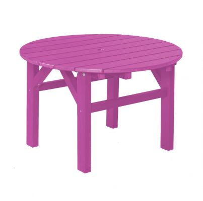 Purple Odessa Outdoor Coffee Table