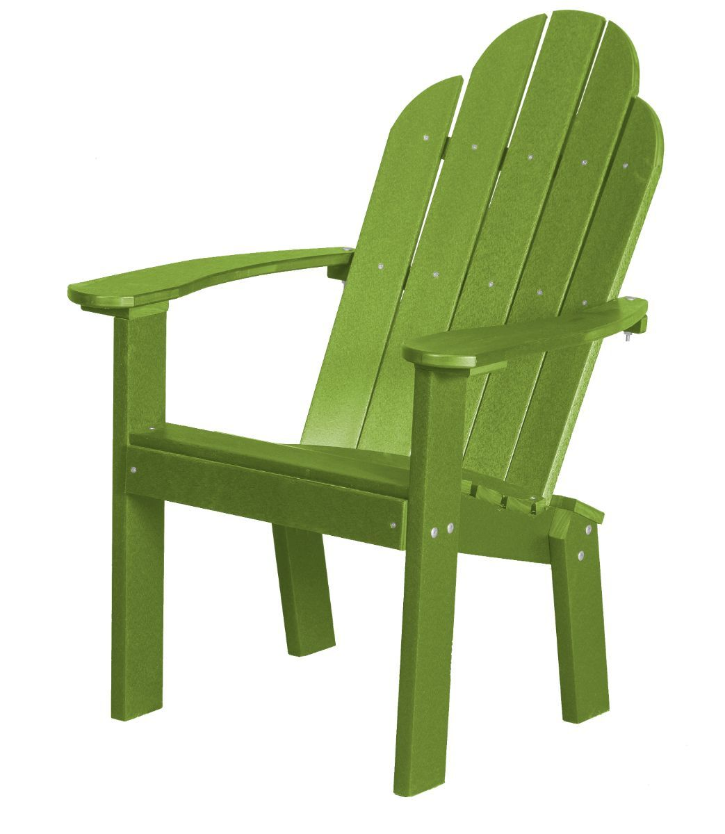 Lime Green Odessa Outdoor Dining Chair