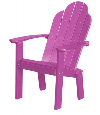 Purple Odessa Outdoor Dining Chair