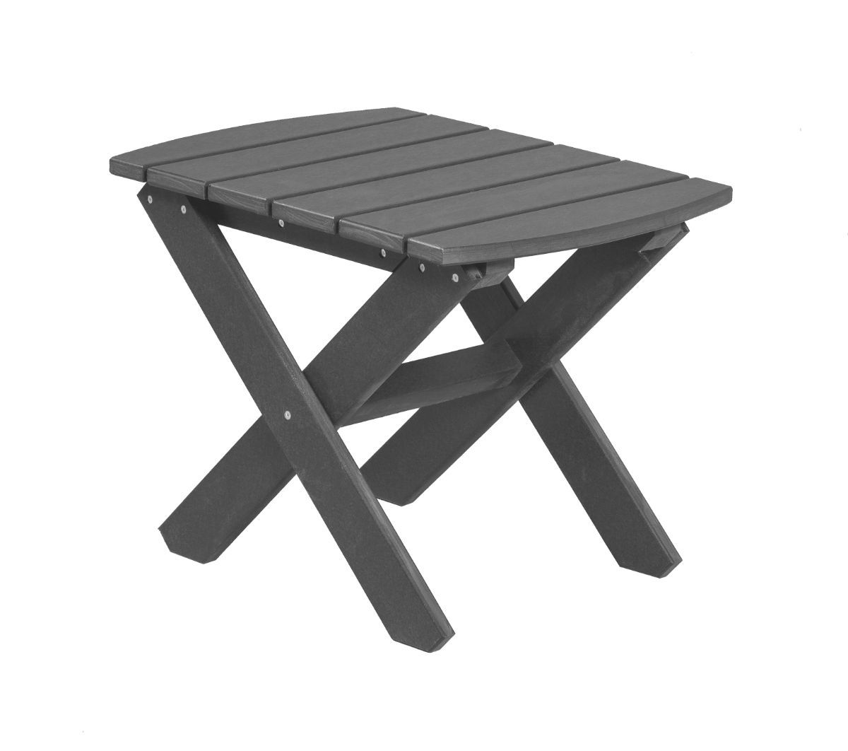 Dark Gray Odessa Outdoor End Table