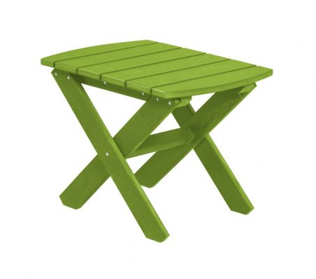 Lime Green Odessa Outdoor End Table