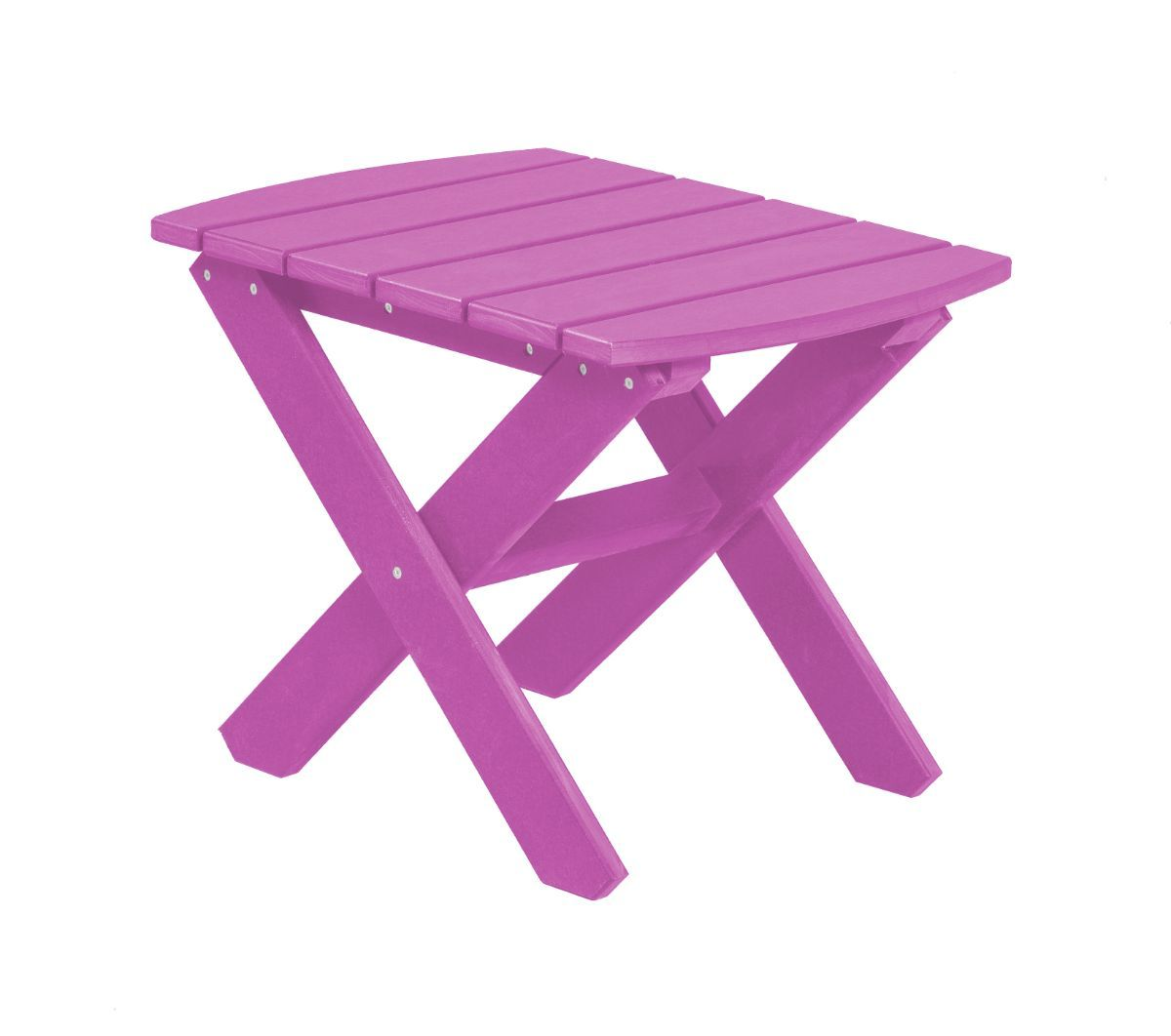 Purple Odessa Outdoor End Table