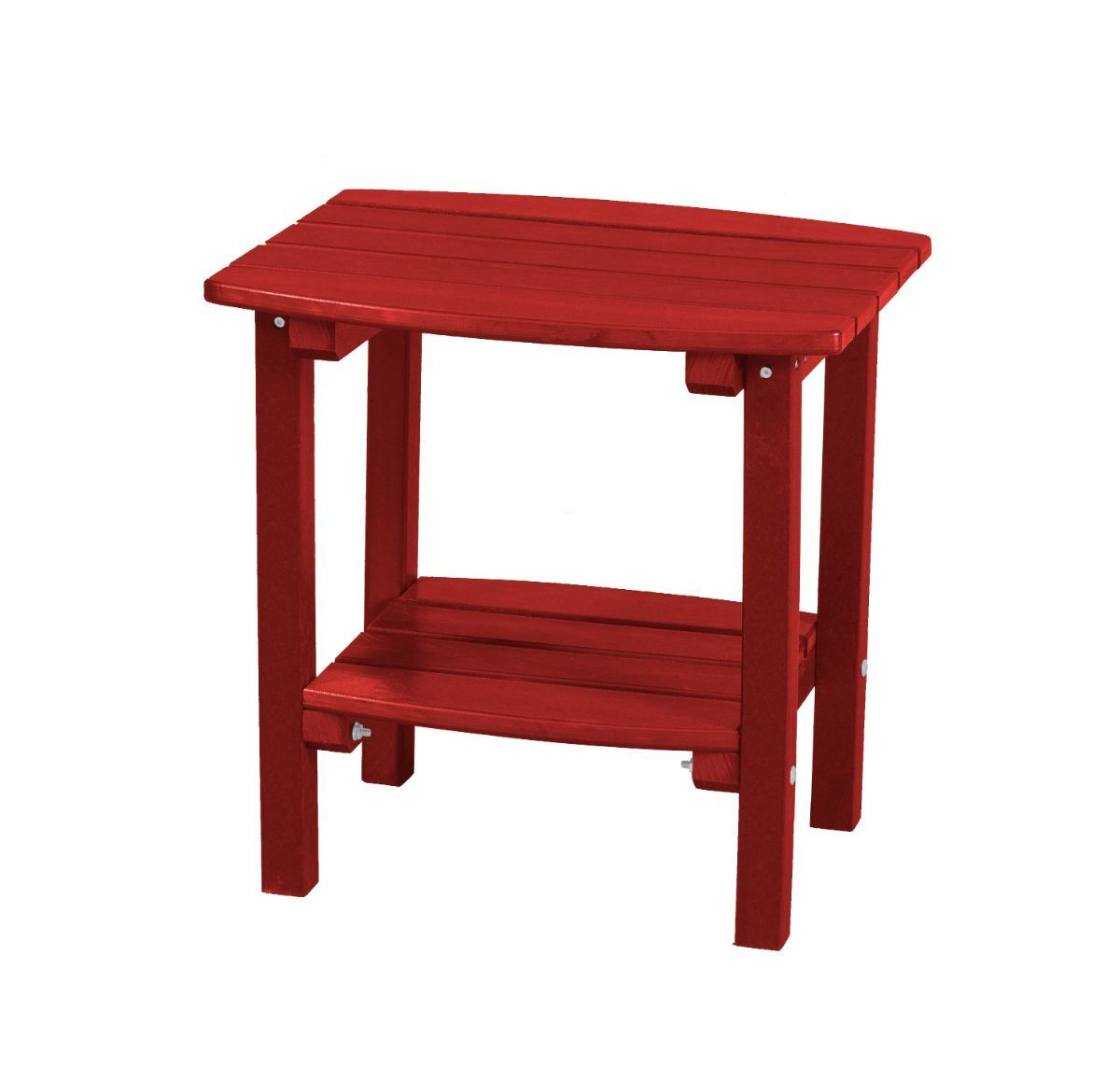 Cardinal Red Odessa Small Outdoor Side Table