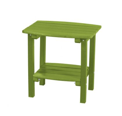 Lime Green Odessa Small Outdoor Side Table