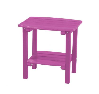 Purple Odessa Small Outdoor Side Table