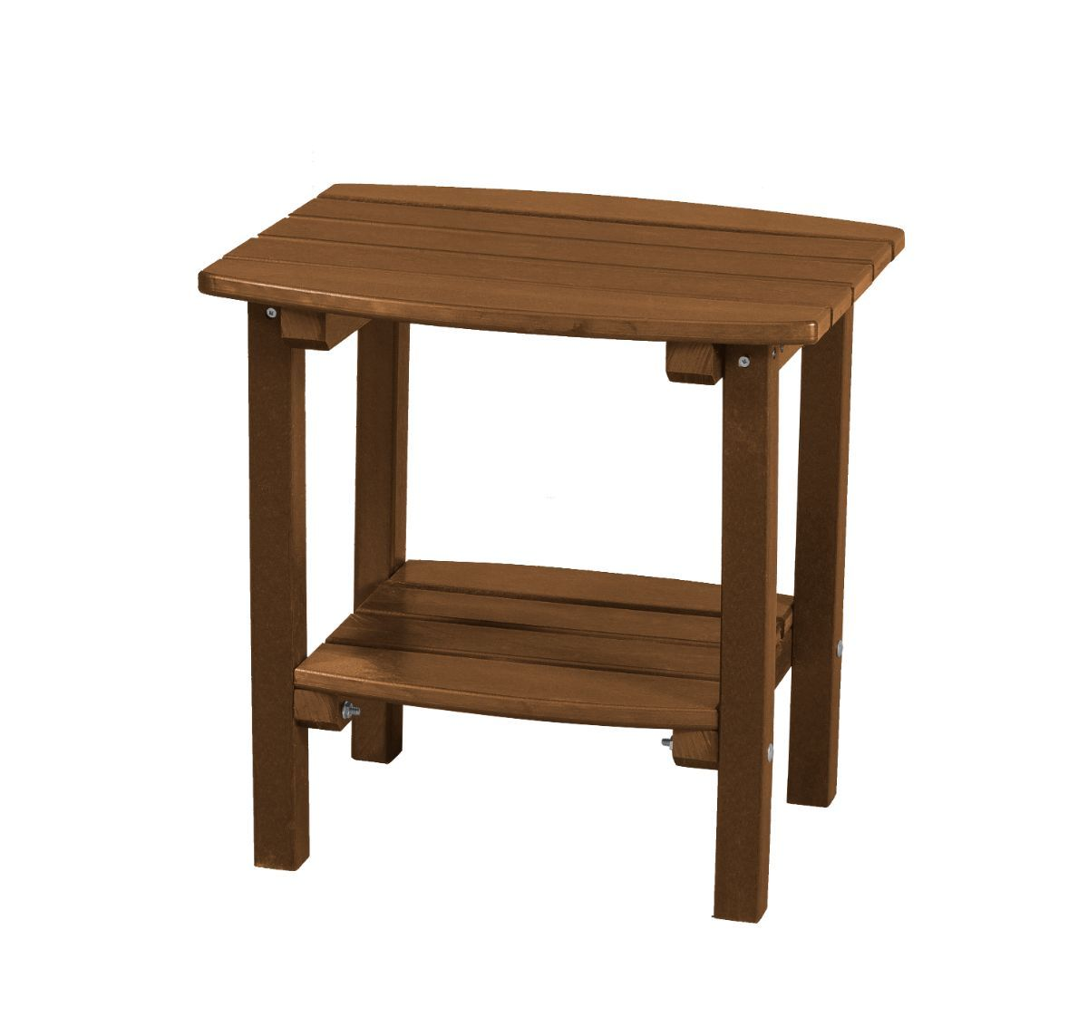 Tudor Brown Odessa Small Outdoor Side Table