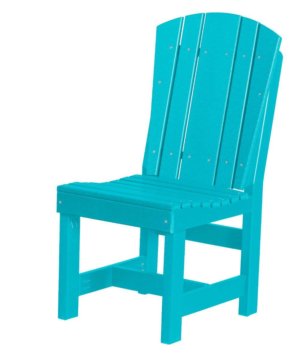 Aruba Blue Oristano Outdoor Dining Chair